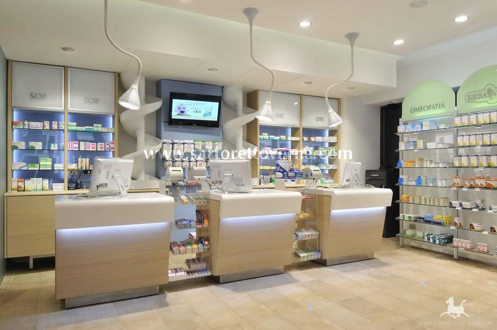 Pharmacy Fittings Sv For Pharmacy Chain