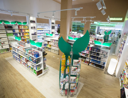 Medical Balsam Pharmacy – a new all natural pharmacy branch