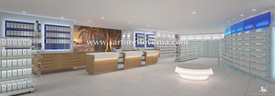 pharmacy-furniture-Sartoretto-Verna-Saudi-Arabia